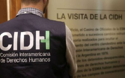 El Instituto Anticorrupción rinde testimonio ante la CIDH en el marco del paro nacional